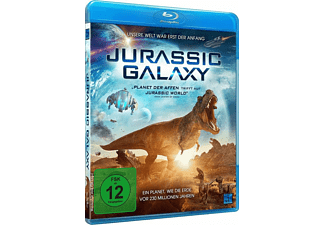 Jurassic Galaxy Blu-ray