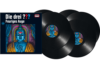 Die Drei ??? - 200/Feuriges Auge  - (Vinyl)