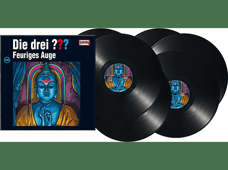 Die Drei ??? - 200/Feuriges Auge [Vinyl]