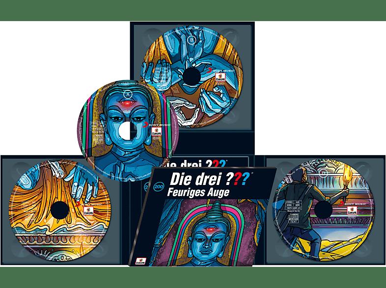 Die Drei ??? - 200/Feuriges Auge - (CD)
