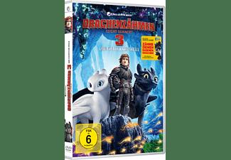 Drachenzähmen leicht gemacht 3- Die geheime Welt DVD