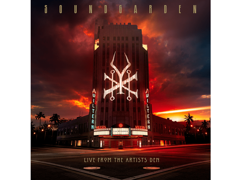 Soundgarden - Live At The Artists Den (Limited Super Deluxe Edition) [Vinyl]