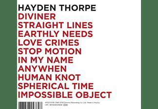Hayden Thorpe - Diviner (Jewel Case)  - (CD)