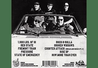 Harrington Saints - 1000lbs Of Oi  - (CD)