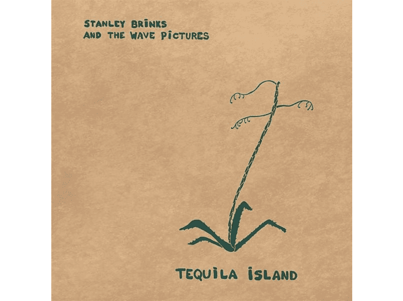 Stanley Brinks & Wave Pictures - Tequila Island [CD]