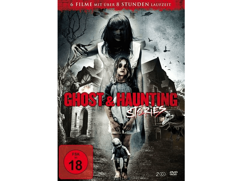 GHOST & HAUNTING STORIES [DVD]