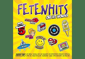 VARIOUS - Fetenhits-One Hit Wonder (Best Of)  - (CD)