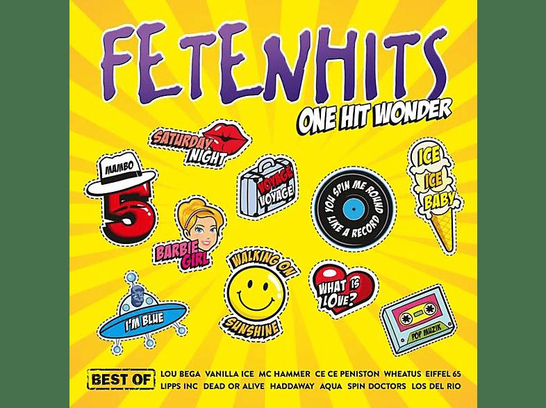 VARIOUS - Fetenhits-One Hit Wonder (Best Of) [CD]