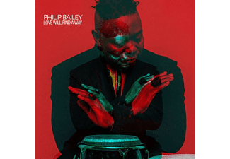 Philip Bailey - Love Will Find A Way - (CD)