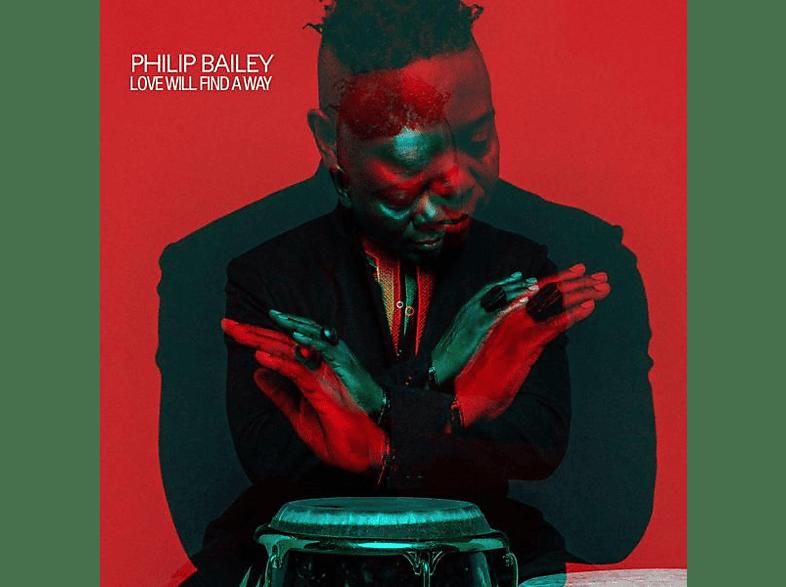 Philip Bailey - Love Will Find A Way [Vinyl]