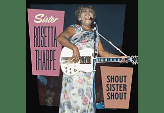 Sister Rosetta Tharpe - SHOUT SISTER SHOUT  - (CD)
