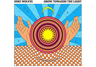 Dire Wolves - Grow Towards The Light  - (CD)
