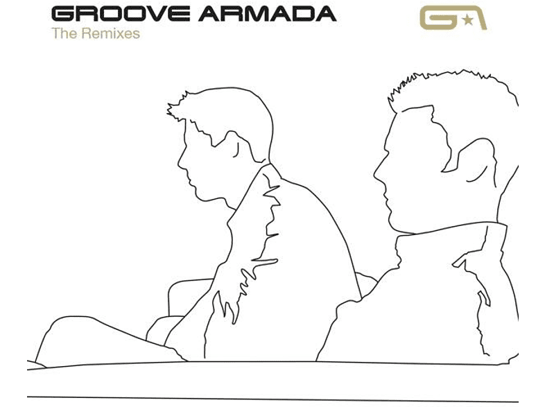 Groove Armada - The Remixes [CD]