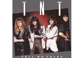 TNT - TELL NO TALES  - (CD)