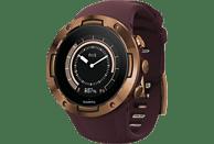 SUUNTO 5 G1 Smartwatch Silikon, 235 mm, Weinrot