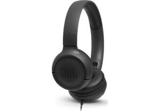 JBL Casque audio Tune 500 Noir (JBLT500BLK)