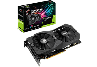 ASUS Grafikkarte ROG Strix GeForce® GTX 1650 Advanced 4 GB (90YV0CX0-M0NA00)