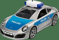 REVELL Porsche 911 Polizei Bausatz, Mehrfarbig