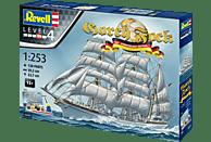 REVELL Gorch Fock - 60th Anniversary Bausatz, Mehrfarbig