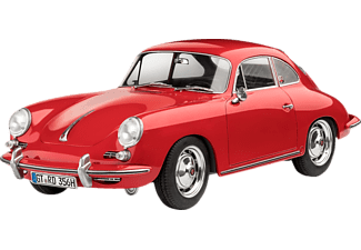REVELL Porsche 356 Coupe Modellbausatz, Mehrfarbig