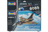 REVELL British Legends: Eurofighter Bausatz, Mehrfarbig