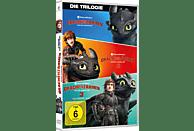 Drachenzähmen leicht gemacht - Die Trilogie [DVD]