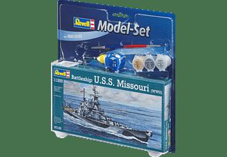 REVELL U.S.S Missouri Bausatz, Mehrfarbig