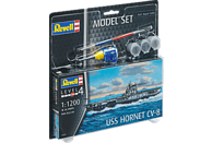 REVELL USS Hornet Bausatz, Mehrfarbig