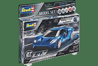 REVELL Ford GT 2017 Bausatz, Mehrfarbig