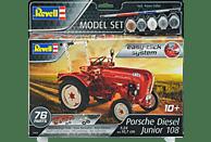 REVELL Porsche Junior 108 Bausatz, Mehrfarbig