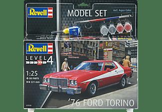 REVELL '76 Ford Torino Bausatz, Mehrfarbig