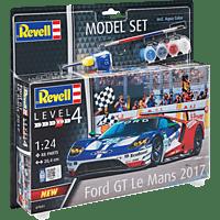 REVELL Ford GT - Le Mans Bausatz, Mehrfarbig