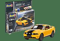 REVELL Ford Mustang GT '10 Bausatz, Mehrfarbig