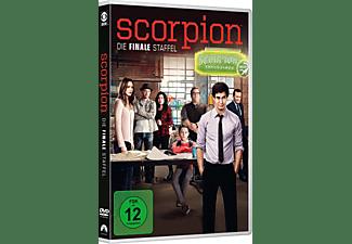 Scorpion - Staffel 4 DVD