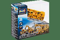REVELL Mini Crane Truck RC Fahrzeug, Mehrfarbig
