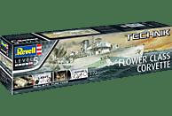 REVELL Flower Class Corvette Modellbausatz, Mehrfarbig