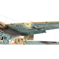 REVELL Junkers Ju-88 A-4 Modellbausatz, Mehrfarbig