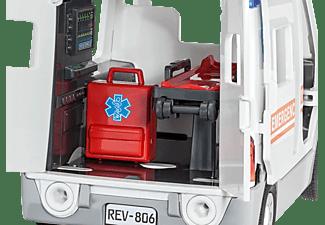 REVELL Rettungswagen Modellbausatz, Mehrfarbig