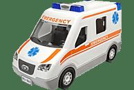 REVELL Rettungswagen Bausatz, Mehrfarbig