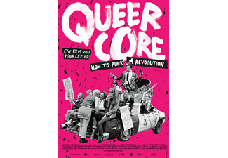 QUEERCORE - HOW TO PUNK A REVOLUTION DVD