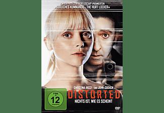 DISTORTED - NICHTS IST WIE ES SCHEINT DVD