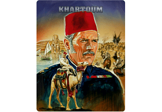 Khartoum - Der Aufstand am Nil (Limitierte Novobox Klassiker Edition) Blu-ray