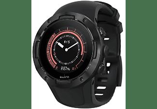 Reloj deportivo - Suunto 5, Negro, Bluetooth, Compatible con smartphones, Calidad del sueño, GPS