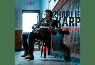 Charlie Karp - Back To You  - (CD)