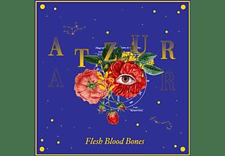 Atzur - Flesh Blood Bones (EP)  - (CD)