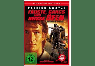 Fäuste, Gangs und heisse Öfen - Verstärkung von der Straße DVD