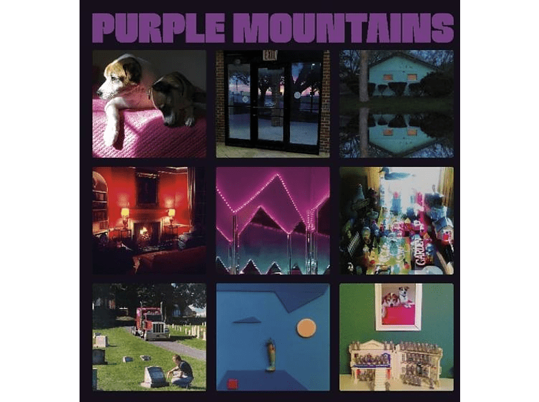 Purple Mountains - Purple Mountains [CD]