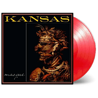 Kansas - Masque (ltd transparent rotes Vinyl) [Vinyl]