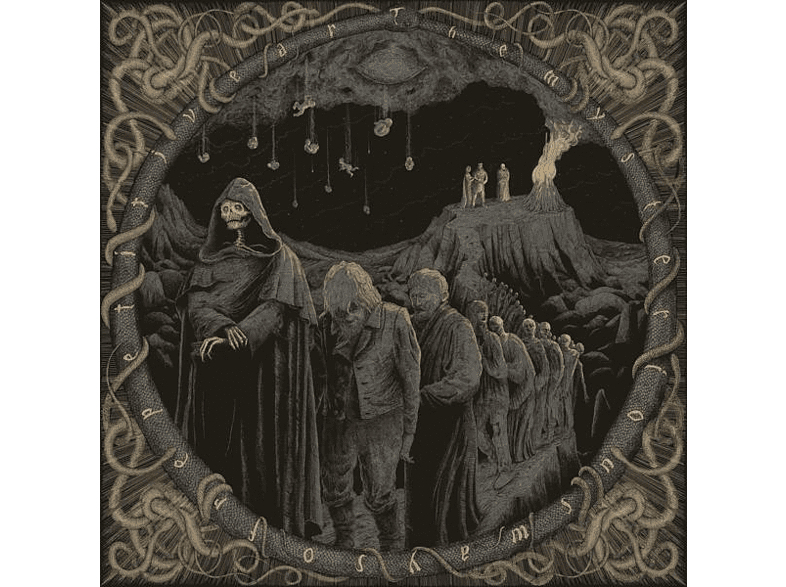 Chapel Of Disease - The Mysterious Ways Of Repetitive Art (180G Amber) [Vinyl]