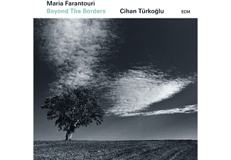 Christos Barbas, Anja Lechner, Maria Farantouri, Izzet Kizil - Beyond The Borders  - (CD)